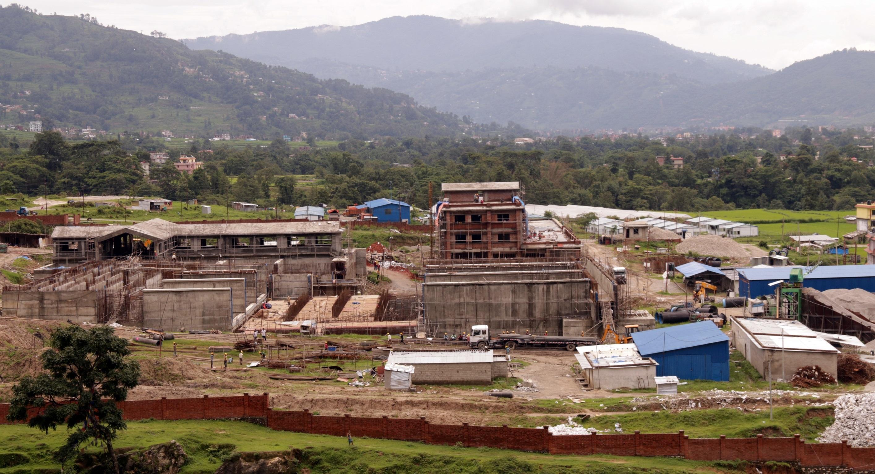 Water Treatment Plant Sundarijal